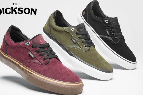Emerica / Introducing the Dickson