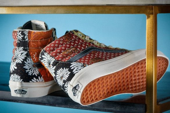 Vans – The Tiger Patchwork Pack