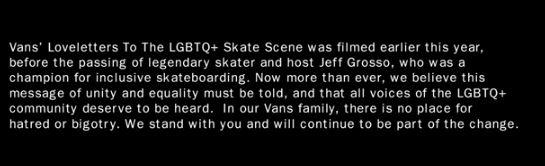 loveletters to skateboarding