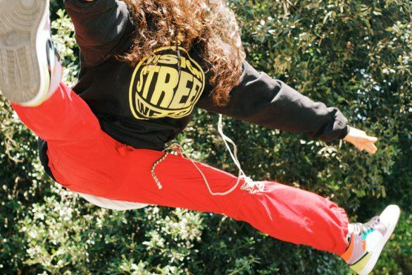 Prawie jak skateboarding – Vision Street Wear