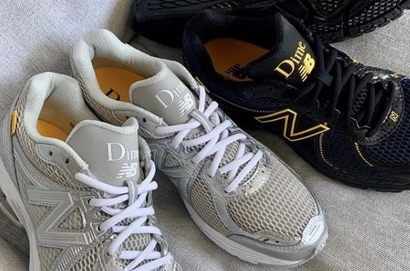 Palace x Salomon XA COMP ADV / Dime x New Balance 860